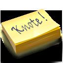Knote: salvare appunti online