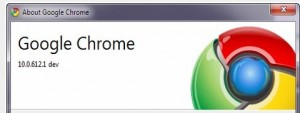 Google Chrome: beta numero 10 disponibile