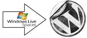 windows live space chiude