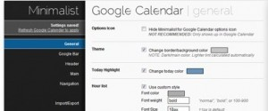 modificare google calendar