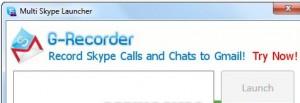 Multi Skype Launcher: utilizzare varie istanze skype
