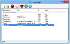 NCS-WinVisible