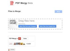 PDF-Mergy