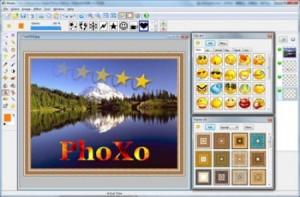 Editare immagini con nuovo editor Phoxo