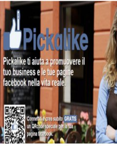 pickalike per Facebook