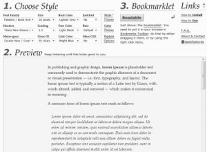 Readable: conversione siti web
