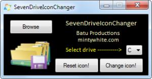 SevenDriveIconChanger