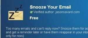 attivare promemoria sulle email non lette