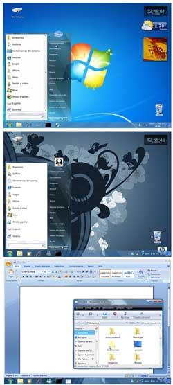 Trasforma Ubuntu in Windows 7 in pochi passaggi