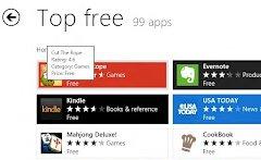 100 applicazioni windows 8 entro gennaio
