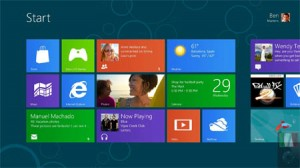 Windows 8 su tablet con CPU Intel