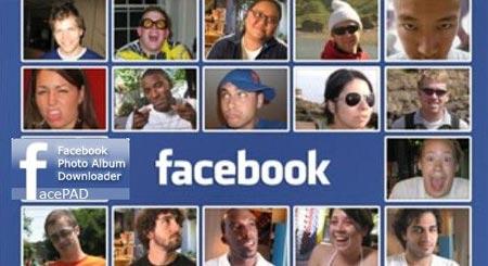 Scaricare album Facebook