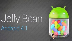 Galaxy S II Android Jelly bean