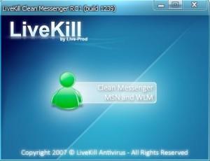 Antivirus per MSN e Live Messenger