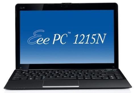 Asus EEE PC 1215: non solo netbook