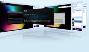 Creare siti flash con Aurora Flash