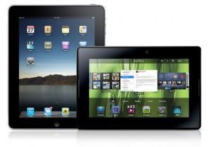 Piattaforma tablet Blackberry Playbook 2.0