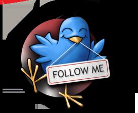 Follow me di Twitter