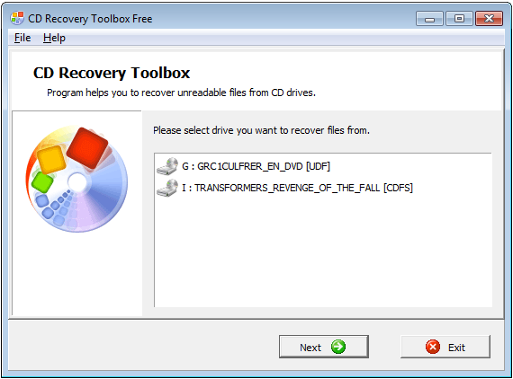 cd-recovery