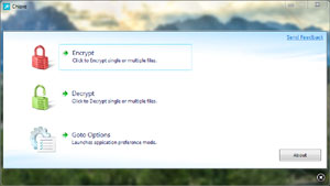 Crittografare file e cartelle Windows