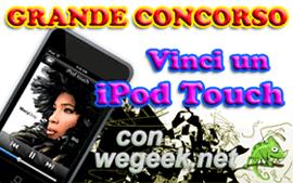 Contest WeGeek