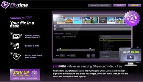 Creazione video con Flixtime