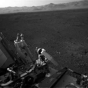 Marte curiosity update