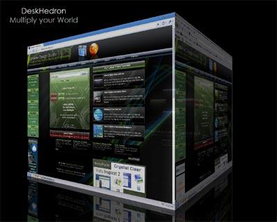 Aggiungere un desktop 3D a Windows
