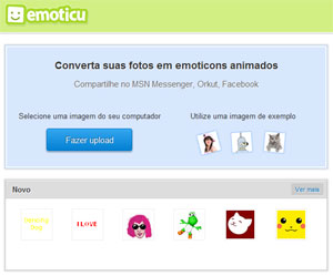 Emoticu: creare emoticon con foto personali