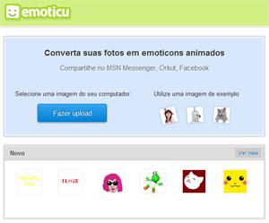 Emoticu: creare emoticon con foto personali