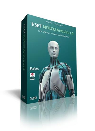 Scarica ESET NOD32 Antivirus 4