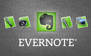 Collaborazione tra Android e Evernote