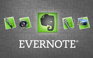Collaborazione tra Android e Evernote