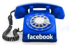 Numeri telefonici su Facebook