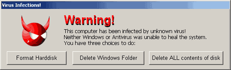 fake-virus-program
