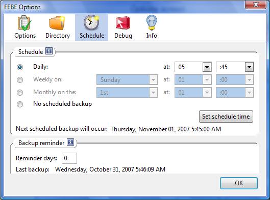febe-schedule