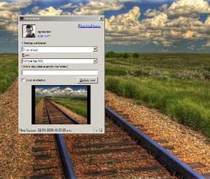 Flickrwall - Programma per impostare sfondi desktop