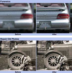 Migliorare foto sfocate con Focus Magic
