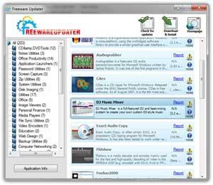 Update Software Online