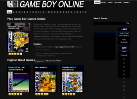Gameboy: ritorno al passato