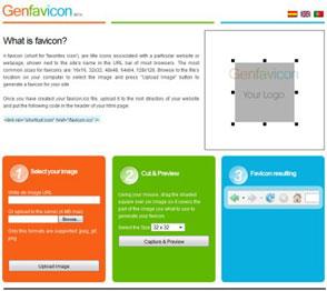 Genfavicon, creare icone da un'immagine