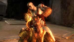 God of War III conquista la festa al Videogames Party