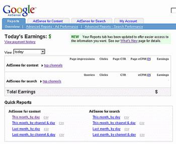 Google Adsense e le percentuali