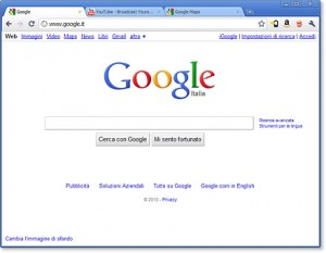 Google Chrome e i suoi costi