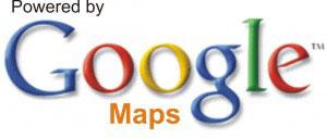 Google Maps immagini a 45 °
