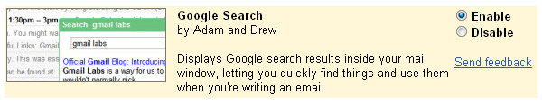 google-search-new-gmail-labs-feature