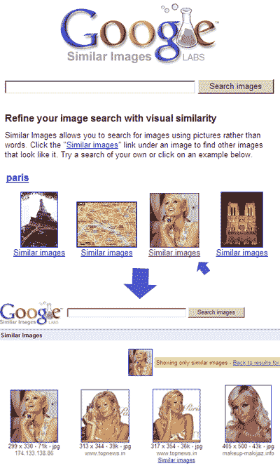 google-search-similar-images