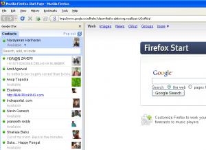 google-talk-sidebar