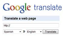 google-translation