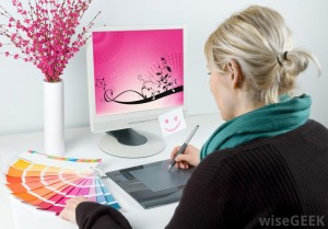 graphic-designer-working-on-an-illustration